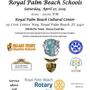 Palm Beach County Schools Dinner